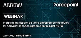Protégez les réseaux de votre entreprise contre toutes les nouvelles menaces grâce à Forcepoint NGFW