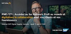 PME/ETI : Accédez au 1er Network BtoB au monde et digitalisez la collaboration avec vos clients et fournisseurs