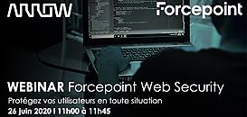 Protégez vos utilisateurs en toute situation avec Forcepoint Web Security