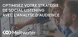 Comment personnaliser votre stratégie de social listening grâce à l'analyse d'audience ?