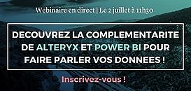 Découvrez la complémentarité d'Alteryx et Power BI pour faire parler vos donnés !