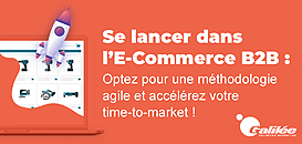 Se lancer dans l'E-Commerce B2B : optez pour une méthodologie agile et accélérez votre time-to-market !