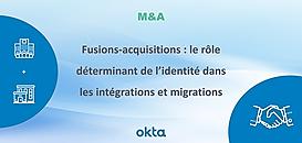 Fusions-acquisitions : le rôle déterminant de l'identité dans les intégrations et migrations