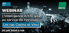 L'Intelligence Artificielle au service de l'innovation : les cas Casino et VINCI