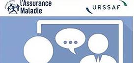Covid-19 : L'Assurance Maladie et l'Urssaf répondent à toutes vos questions.
