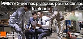 PME : 3 bonnes pratiques pour sécuriser le cloud