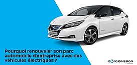 Pourquoi renouveler son parc automobile d'entreprise avec des véhicules électriques ?