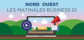 Région Nord-Ouest - Les Matinales Business DI reviennent !