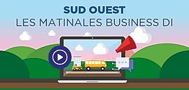 Région Sud-Ouest - Les Matinales Business DI reviennent !