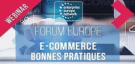 Bonnes pratiques et partage d'expériences pour un e-commerce en Europe