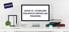 Covid 19 – Stabiliser son BFR et définir les priorités