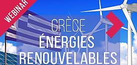 Grèce : Développement  des  Energies Renouvelables, le pari  de l'Economie Grecque - Plan national du climat 2020-2030