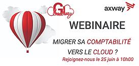 Réduire les risques, les coûts et les délais de la migration de la comptabilité vers le Cloud.