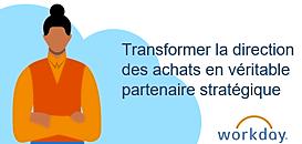 Transformer la direction des achats en véritable partenaire stratégique