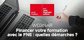 Financer votre formation avec le FNE : quelles démarches ?