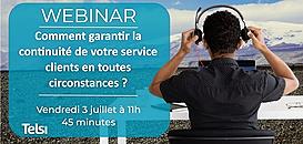 Comment garantir la continuité de votre service clients en toutes circonstances ? Retour d'expérience de Mutualia