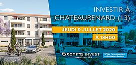 Investir en Résidence Seniors à Châteaurenard (18h)