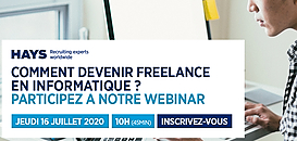 Comment devenir freelance en informatique  ?
