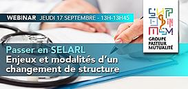 Passer en SELARL - Enjeux et modalités d'un changement de structure