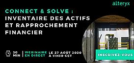 Connect & Solve : inventaire des actifs et rapprochement financier