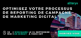 Connect & Solve: Optimisez votre processus de reporting de campagne de marketing digital