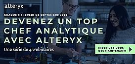 Devenez un Top Chef analytique avec Alteryx : Recette facile pour financier