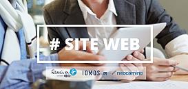 1 heure pour créer votre site web en live avec un expert