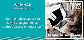 Comment développer son activité et augmenter son chiffre d'affaires en freelance ?