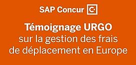 Comment URGO a harmonisé ses pratiques de gestion des frais de déplacement au niveau européen ?