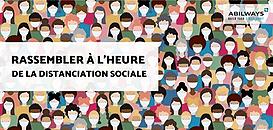 Séminaires d'entreprise & événements : comment rassembler à l'heure de la distanciation sociale ?