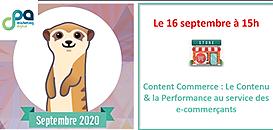 Content Commerce : Le contenu & la Performance au service des e-commerçants