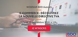 E-commerce : découvrez les nouvelles Directives TVA