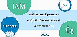 Comment maîtrisez vos dépenses IT-sécurité grâce à la gestion des identités ?