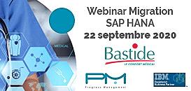 Moderniser une architecture SAP hétérogène et vieillissante pour migrer vers SAP HANA et en décupler l'efficacité