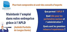 Maintenir l'emploi dans votre entreprise grâce à l'APLD (Activité Partielle de Longue Durée)