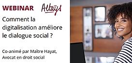 Comment la digitalisation améliore le dialogue social ?