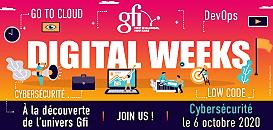 Digital Weeks : échangez avec des experts de la Cybersécurité
