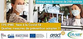 TPE face à la COVID-19 : quelles mesures de prévention adopter ?