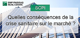 SCPI : quelles conséquences de la crise du covid-19 sur le marché immobilier ?