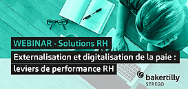 Solutions RH - Externalisation et digitalisation de la paie : leviers de performance RH