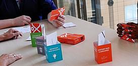 Kit, jeu, formation, découvrez les solutions Anact pour associer télétravail et QVT