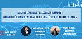 Machine Learning et Ressources Humaines :  comment déterminer une trajectoire stratégique RH avec le big data ?