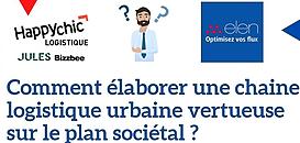 Comment construire une chaîne logistique urbaine vertueuse sur le plan sociétal ?
