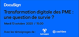 Transformation digitale des PME : une question de survie ?