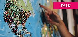 TALK | Médias Sociaux : état des lieux des usages aux 4 coins du monde