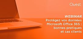 Protégez vos données Office365 : bonnes pratiques et cas clients
