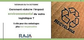 Comment réduire l'impact environnemental de votre logistique ? 5 clés pour des emballages plus éco-responsables
