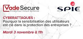 Cyberattaques : pourquoi la sensibilisation des utilisateurs est clé dans la protection des entreprises ?
