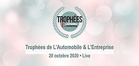 Trophées de L'Automobile & L'Entreprise – LIVE