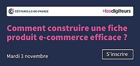 Comment construire une fiche produit e-commerce efficace ?